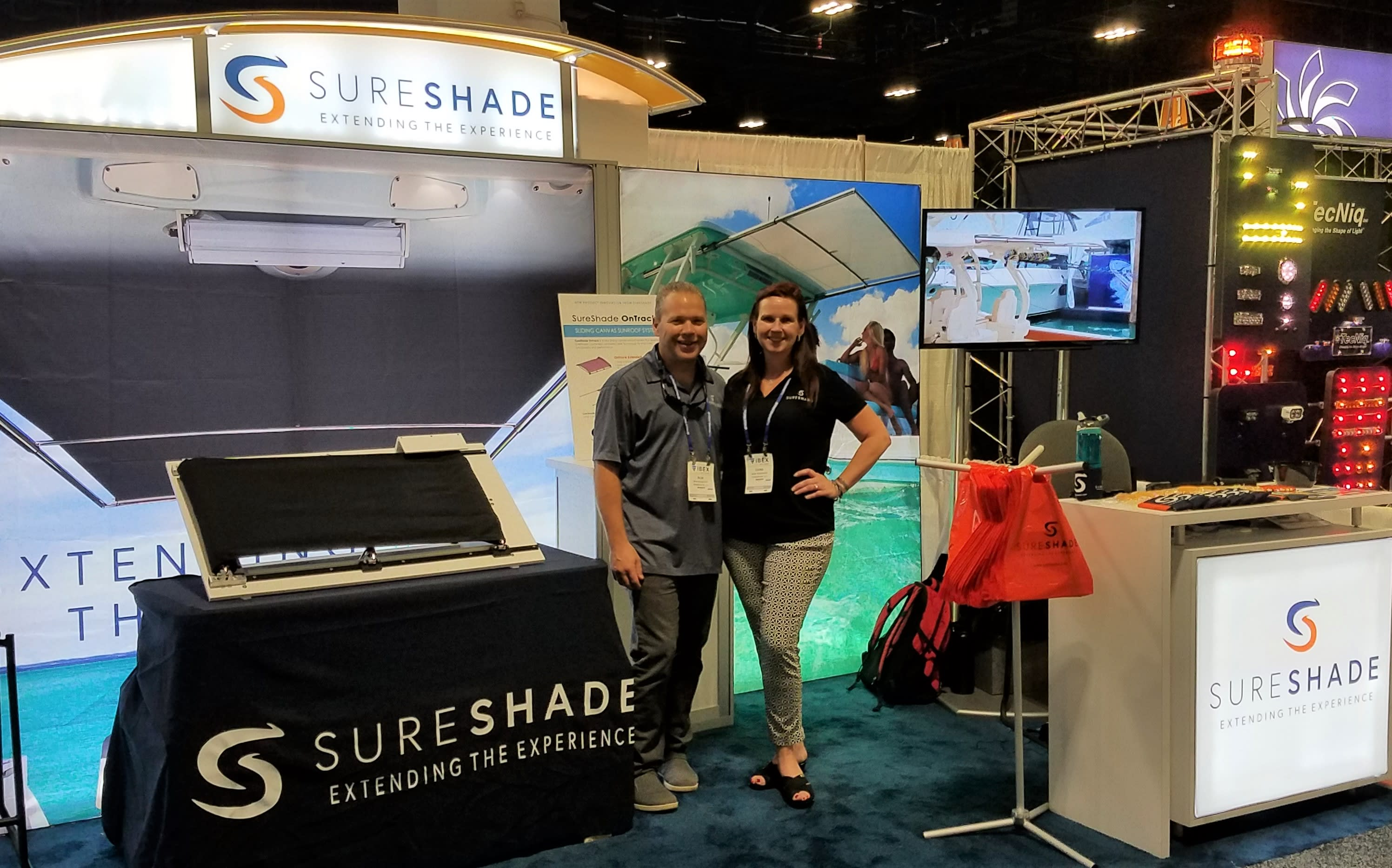 SureShade OnTrack Sliding Canvas Sunroof Introduced at IBEX 2018