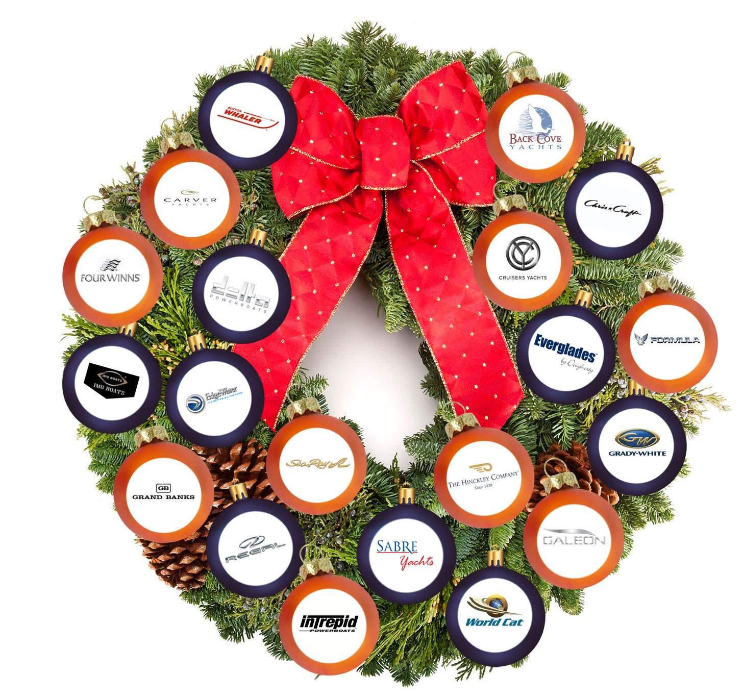 holiday boat brands