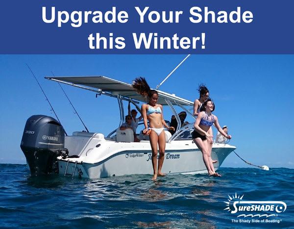 Winter shade upgrade