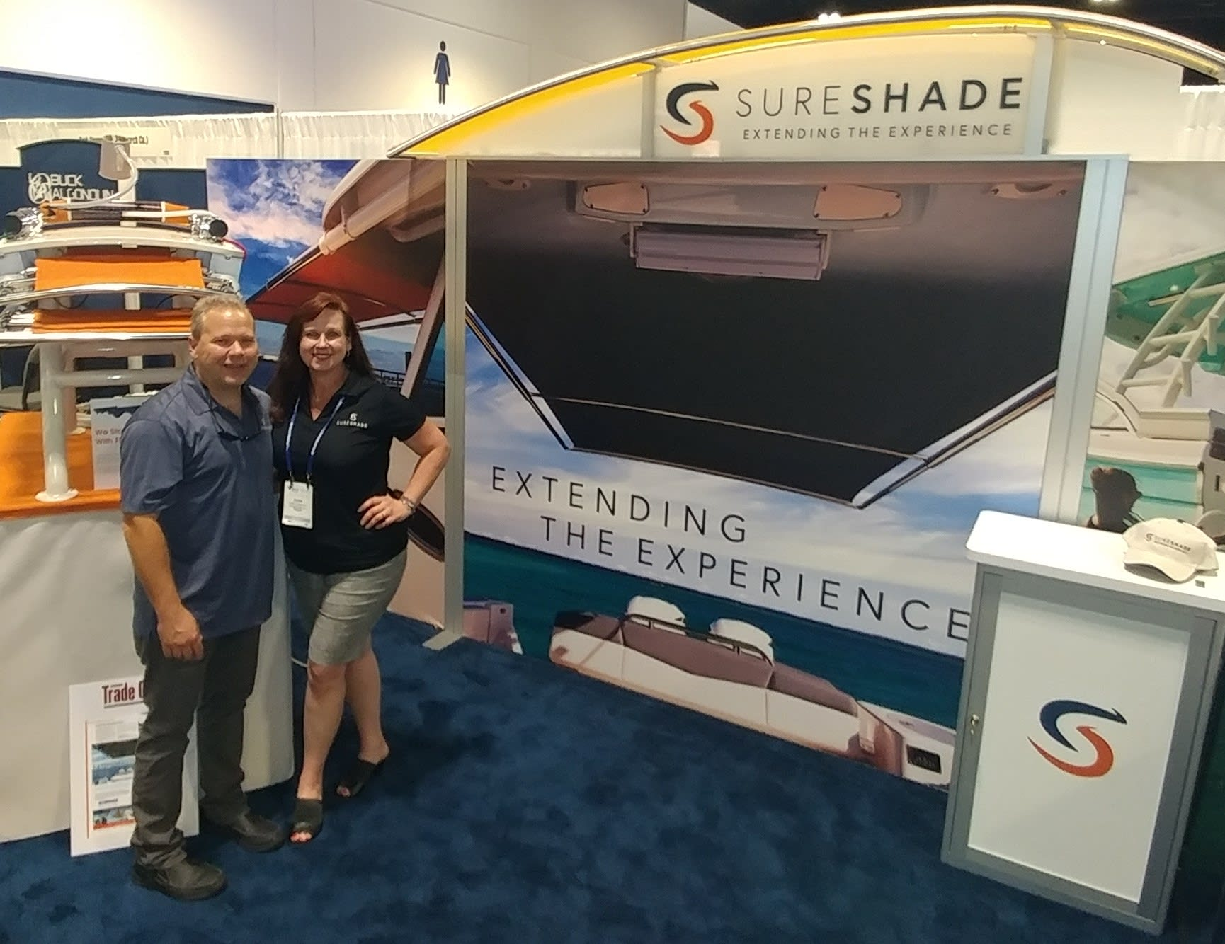 SureShade Marks 10 Years at IBEX with 2017 Debut of Next Generation Boat Shades
