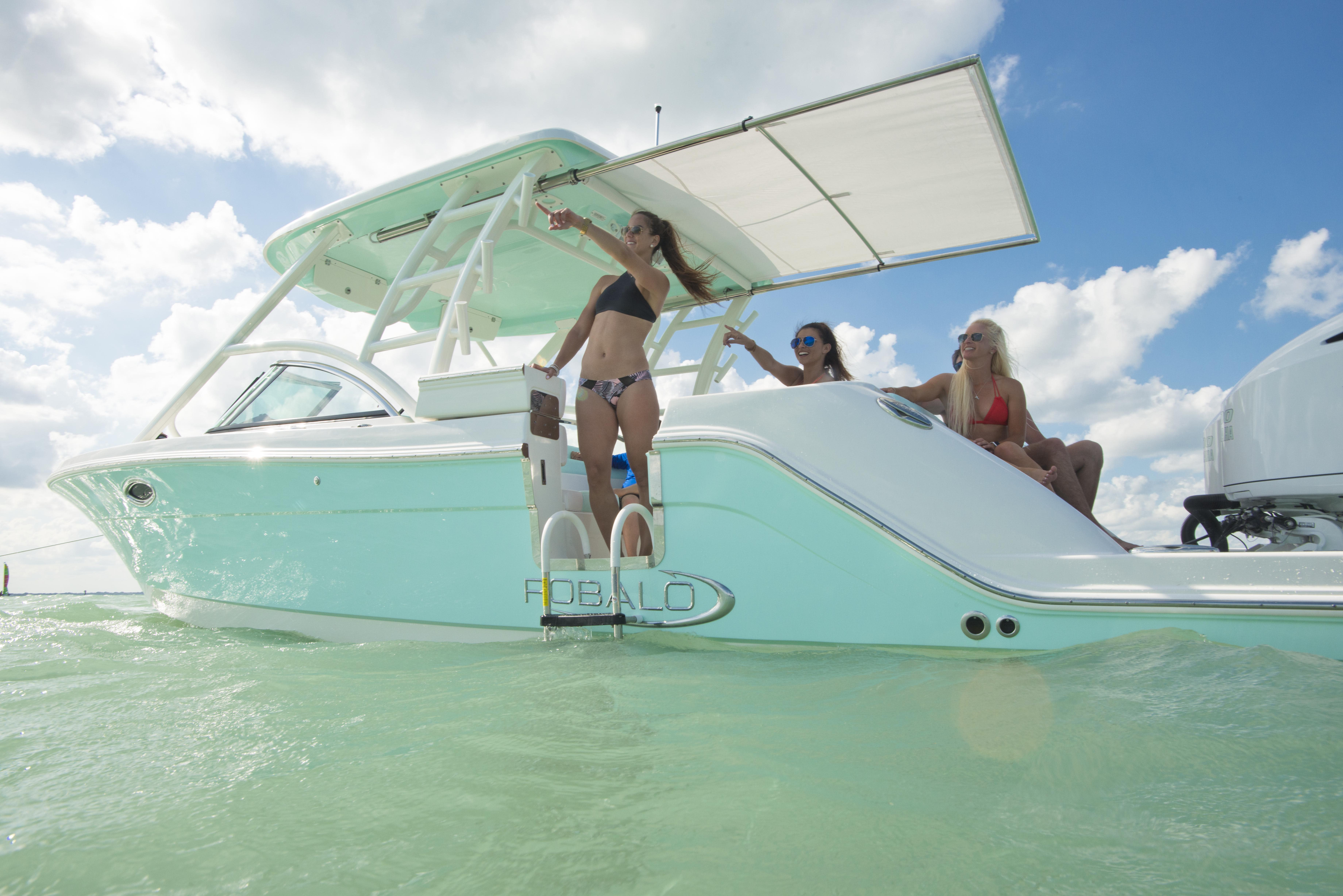 Women Boaters Want Comfort and Convenience