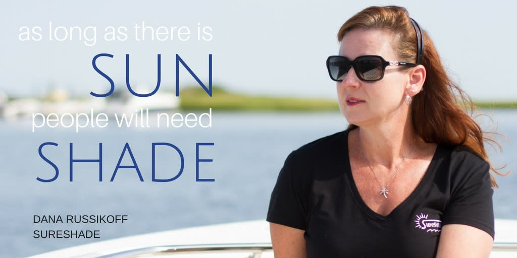 Trade Only Features SureShade's Business Leader and co-Founder Dana Russikoff