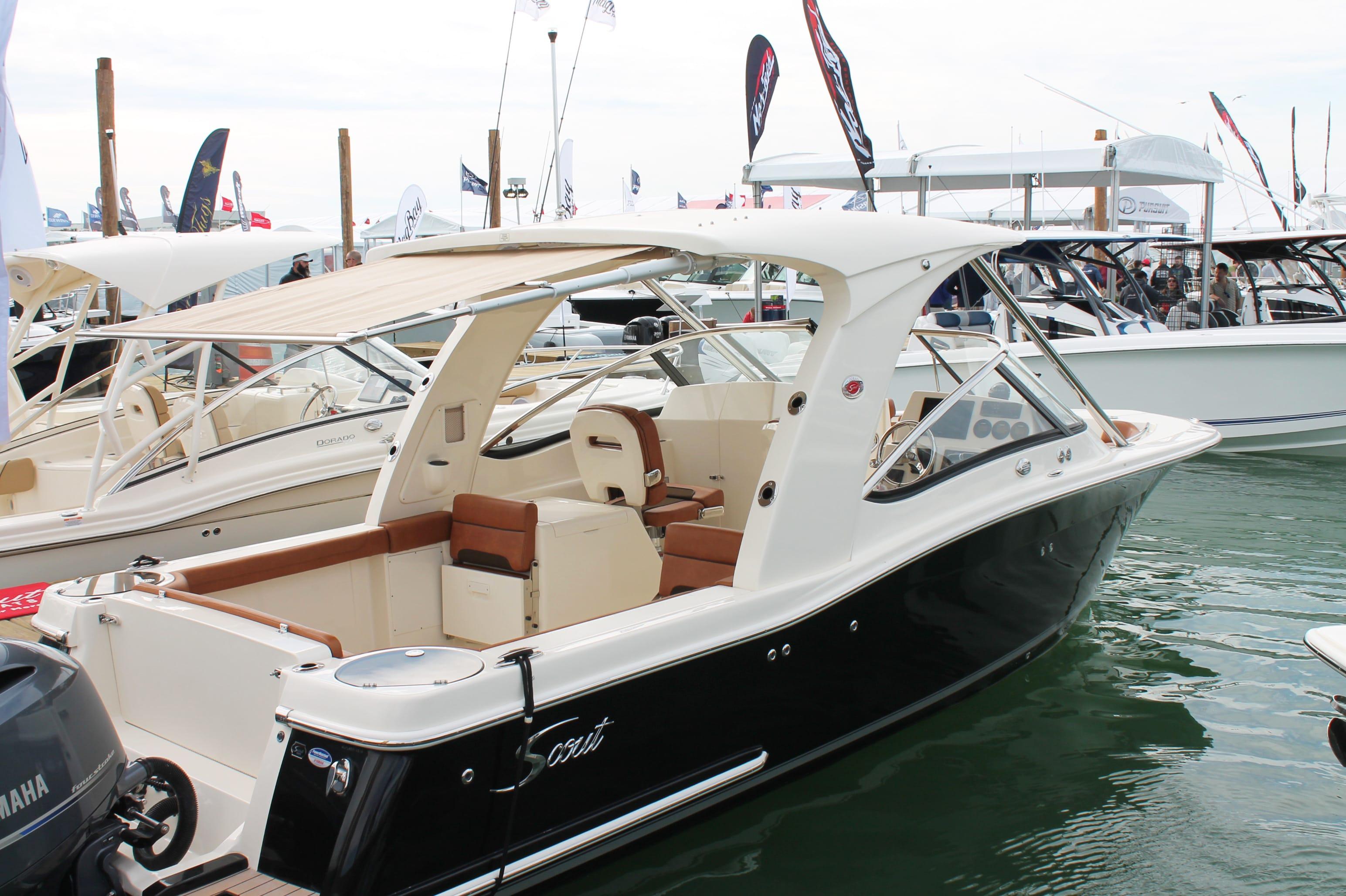 Scout Boats RTX