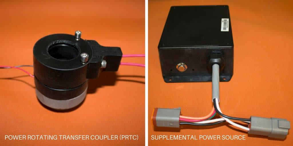 sureshade solar power transfer