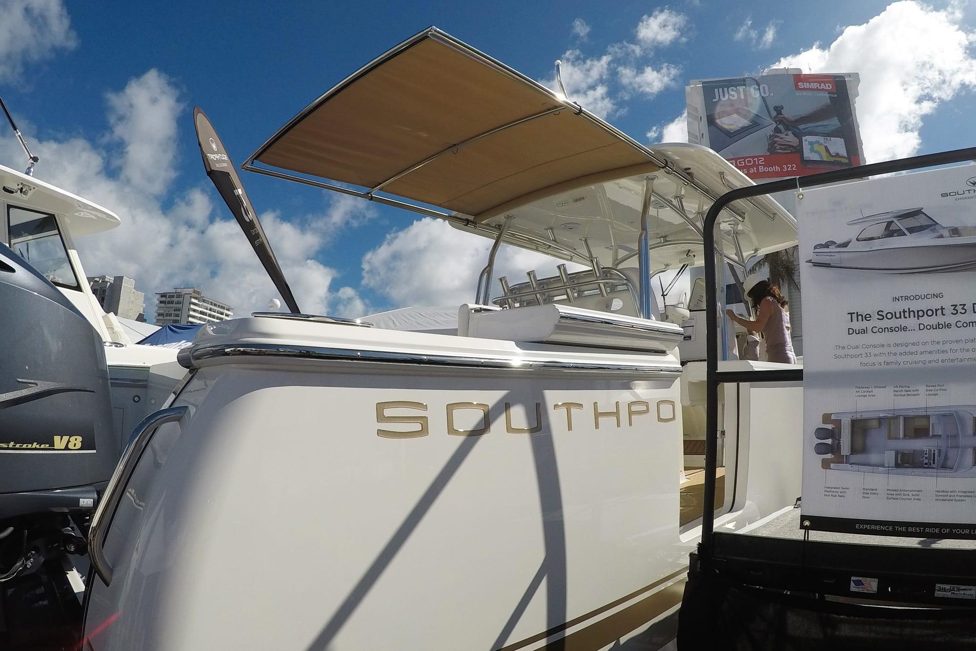 Southport boats