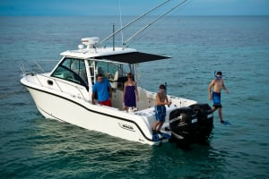 SureShade MTF Boston Whaler 285 Conquest