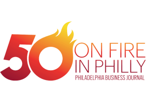50 on fire in Philly