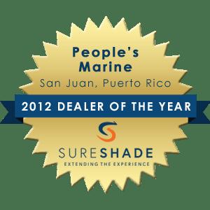 peoples marine dealer of year