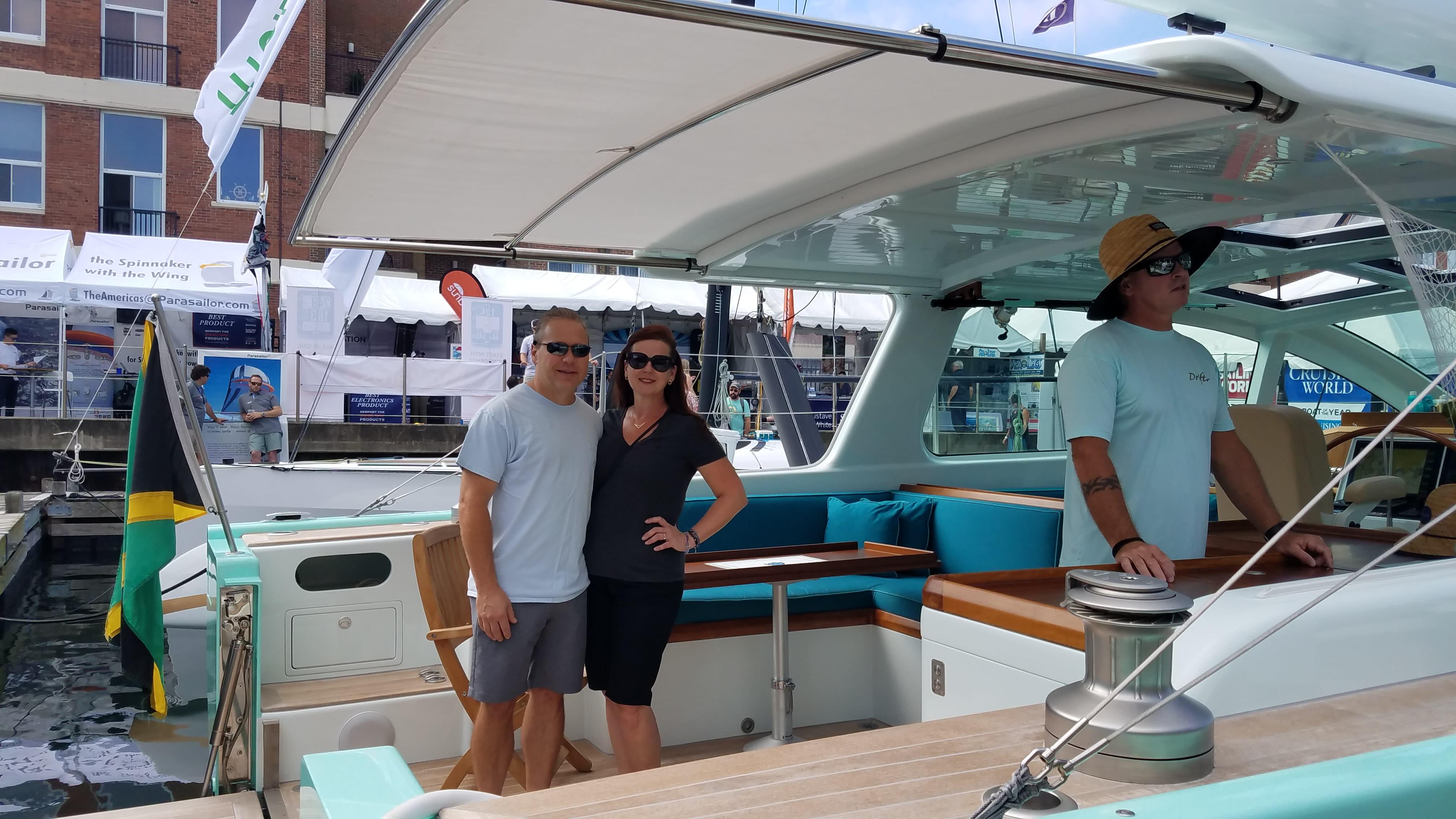sureshade co-founders surfari 48
