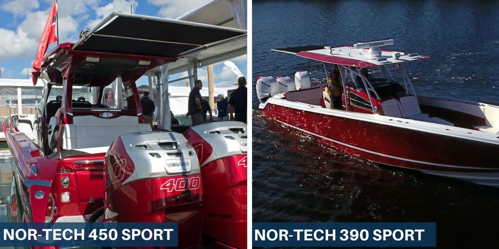 Nor-Tech boats