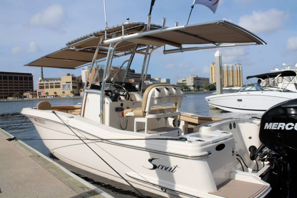 SureShade RTX-Scout 215-AFT