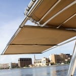 MTX Pull-Out Boat Shade