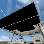 MTF Manual Boat Shade