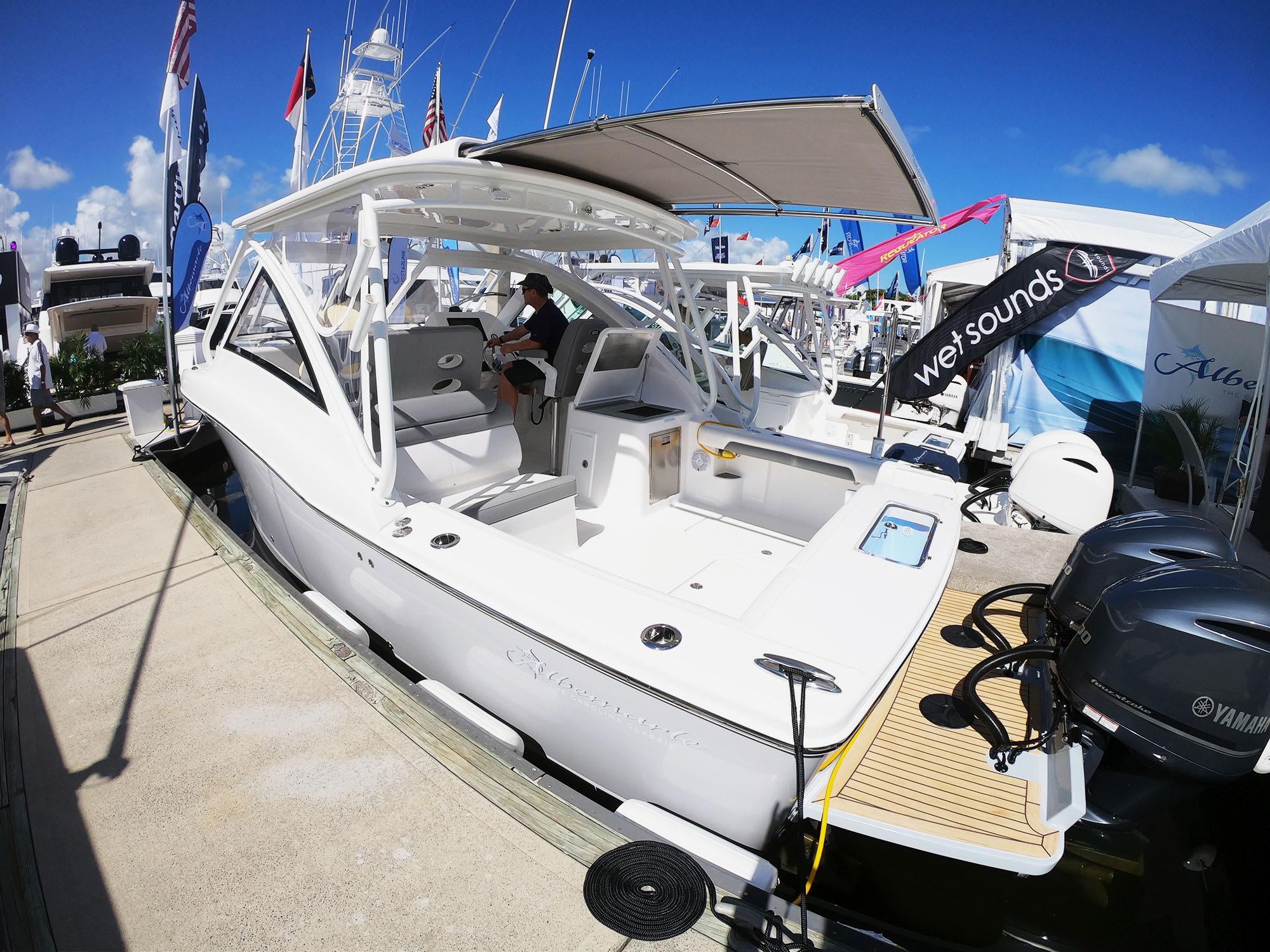 albemarle boats