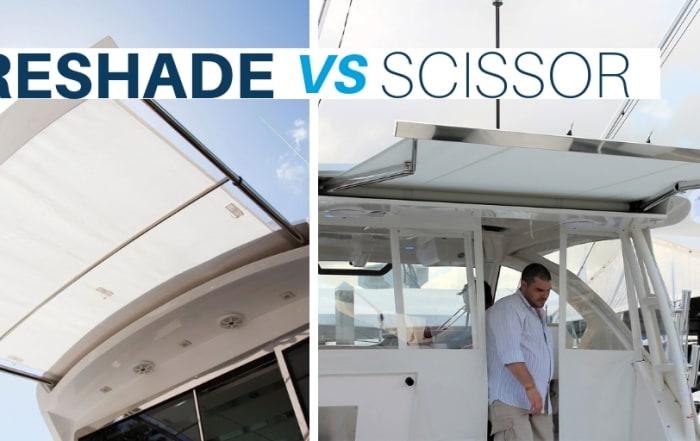 sureshade vs scissor shades