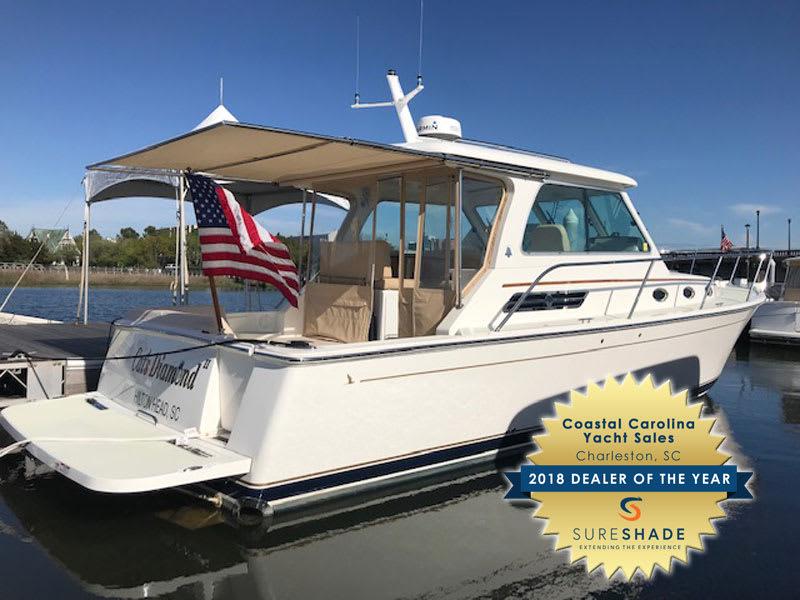 SureShade-Dealer-Award-Coastal-Carolina-2018