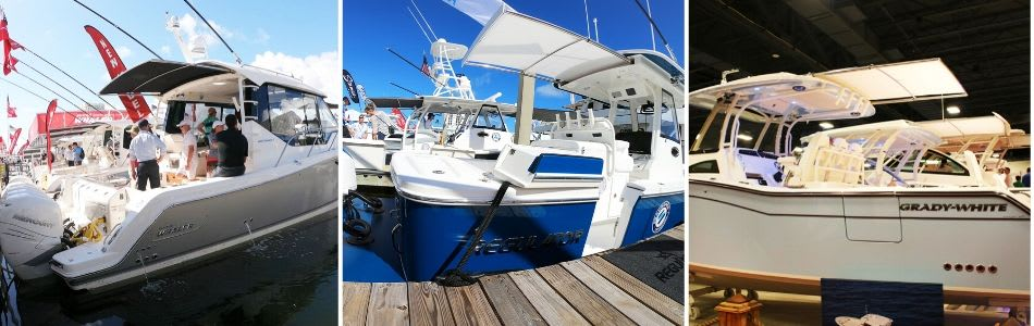 3 brands multiple boats