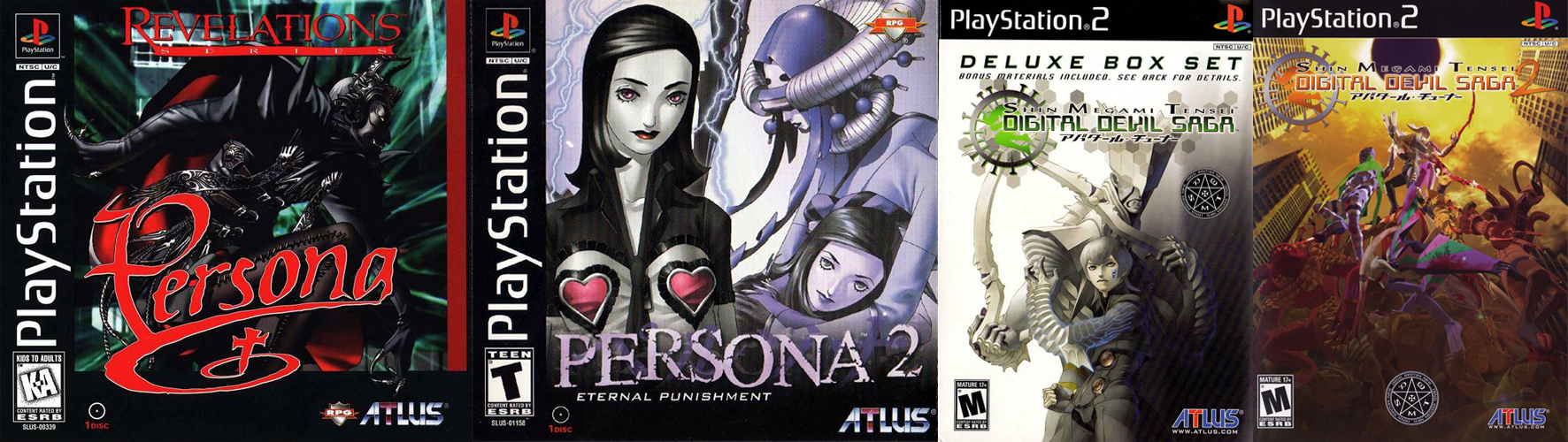 Details about PERSONA Series | MEMORY CARD SAVES | PSX PS2 Shin Megami  Tensei 3 4 FES RPG