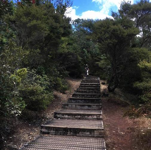 Fusi hiking