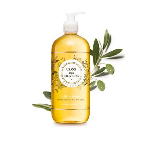 Shower oil<br /> Body & hair