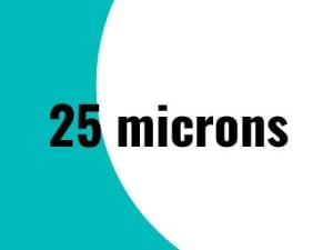 Cartouches Bobinée Téthys GTX 25 microns