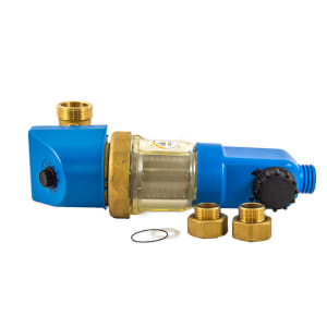 Filtre lavage semi-auto 1 pouce 1/2 filtration 89 microns
