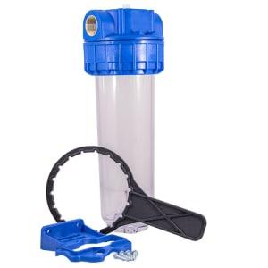 Filtre à eau complet Téthys vide