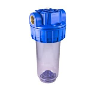 Porte filtre à eau – TÉTHYS 7 – insert laiton filetage 3/4 pouce – 20×27