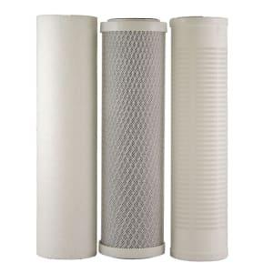 Kit de cartouches pour porte filtre triple standard