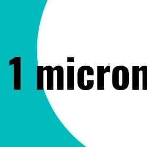 1 micron