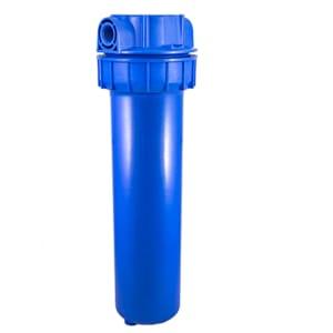 Porte filtre Big blue 20 pouces filetage 1 pouce