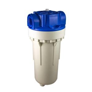 Porte filtre à eau 2 pièces – TÉTHYS 7 – sans insert laiton filetage 3/4 pouce– 20×27