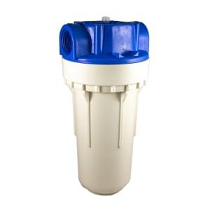 Porte filtre à eau 2 pièces – TÉTHYS 7 – sans insert laiton filetage 1 pouce - 26x34