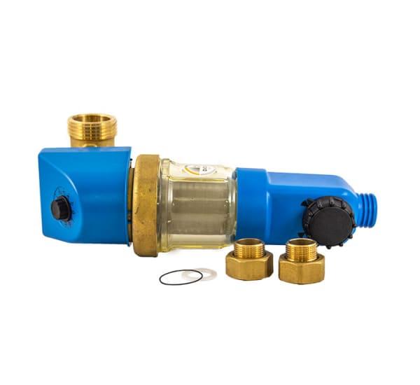 Filtre lavage semi-auto 2 pouce filtration 89 microns