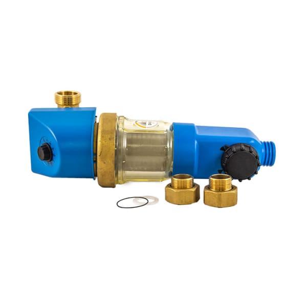 Filtre lavage semi-auto 1 pouce filtration 89 microns