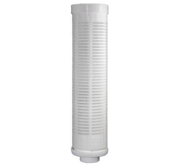 Cartouche lavable 9 pouces 3/4 60 microns pour filtre tête laiton