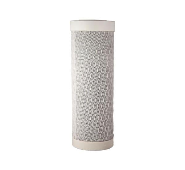 Cartouche charbon actif + argent 7 pouces - filtre 5 microns - Anti goût - odeur - bactéricide