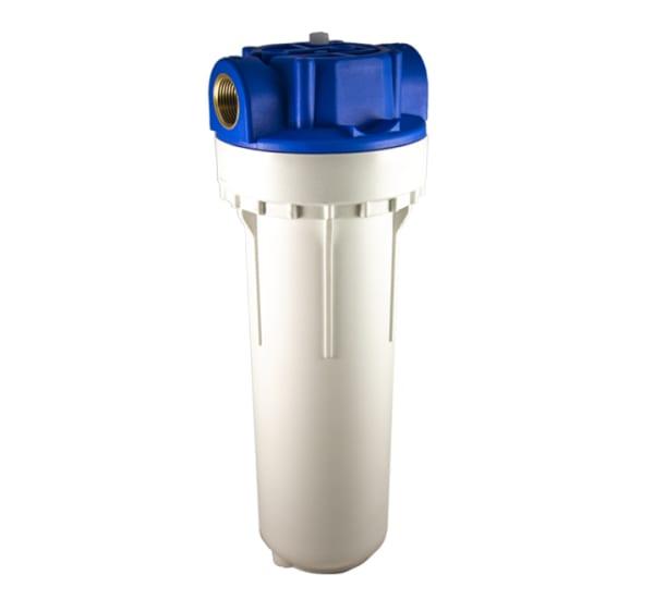 Porte filtre à eau 2 pièces– TÉTHYS 10 – insert laiton filetage 3/4 pouce – 20×27