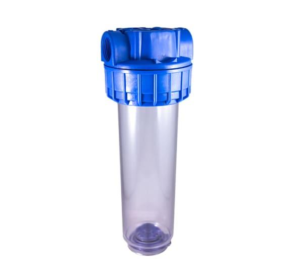 Porte filtre à eau – TÉTHYS 10 – sans insert laiton filetage 1 pouce – 26x34