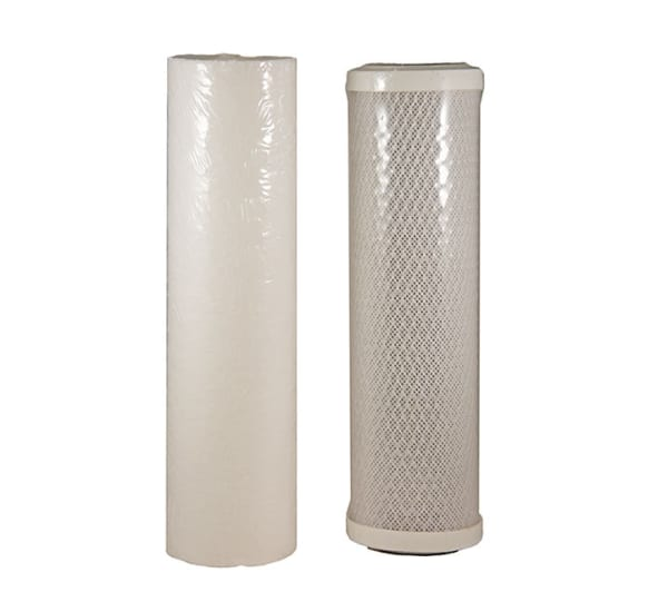 Kit de rechange filtre double standard goût et odeur