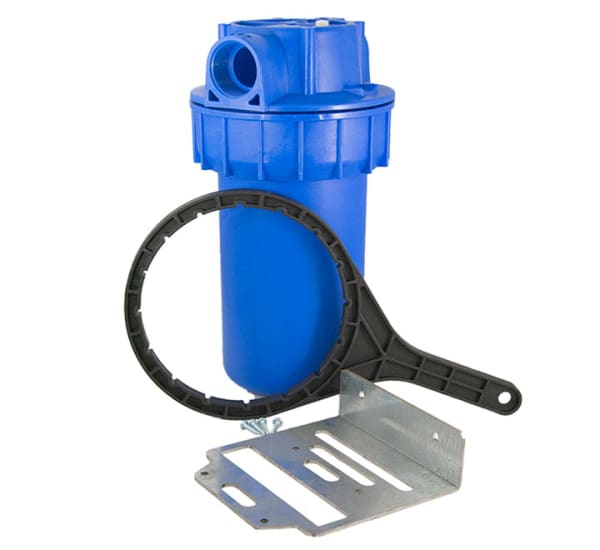 Filtre big blue 10 pouces complet bleu 1 pouce 1/2