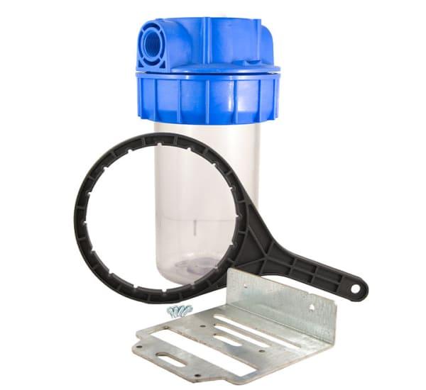 porte filtre big blue 10 pouces complet 1 pouce