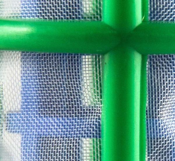 gros plan filtre vert