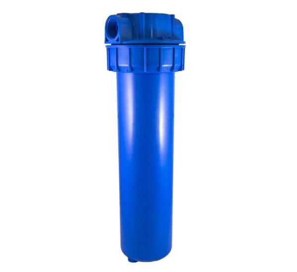 Porte filtre big blue 20 pouces 1 pouce 1/2