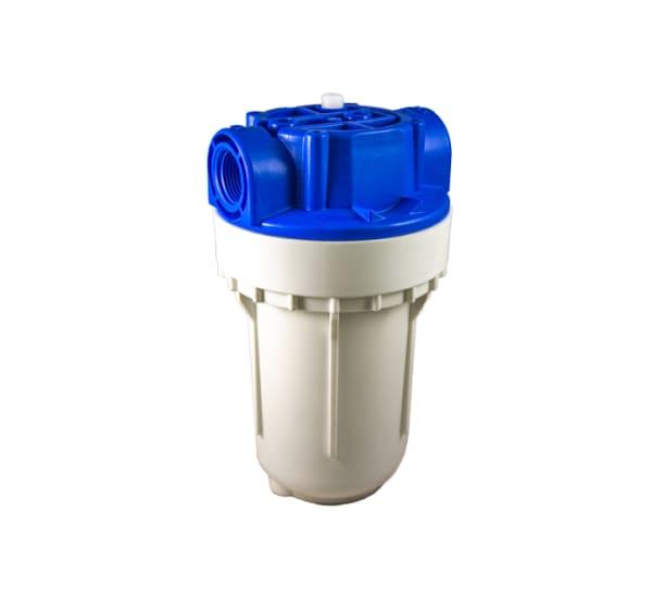 Porte filtre à eau 2 pièces – TÉTHYS 5 – sans insert laiton filetage 3/4 pouce – 20×27