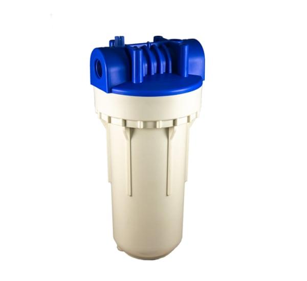 Porte filtre 2 pièces 7 pouces sans insert laiton filetage 1/2 pouce – 15x21