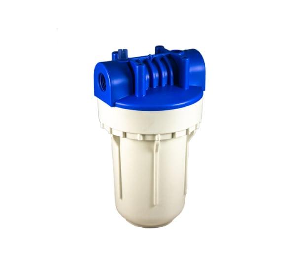 Porte filtre 2 pièces 5 pouces sans insert laiton filetage 1/2 pouce – 15x21