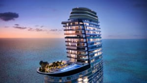 Luxury brands add value to Miami's high-rise residences