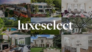 LuxeSelect: Curated Homes Starting at $3 Million (July)