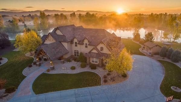 Life remains leisurely in Idaho despite rapid luxury market growth